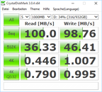 Thinkpad Stack HDD Benchmark