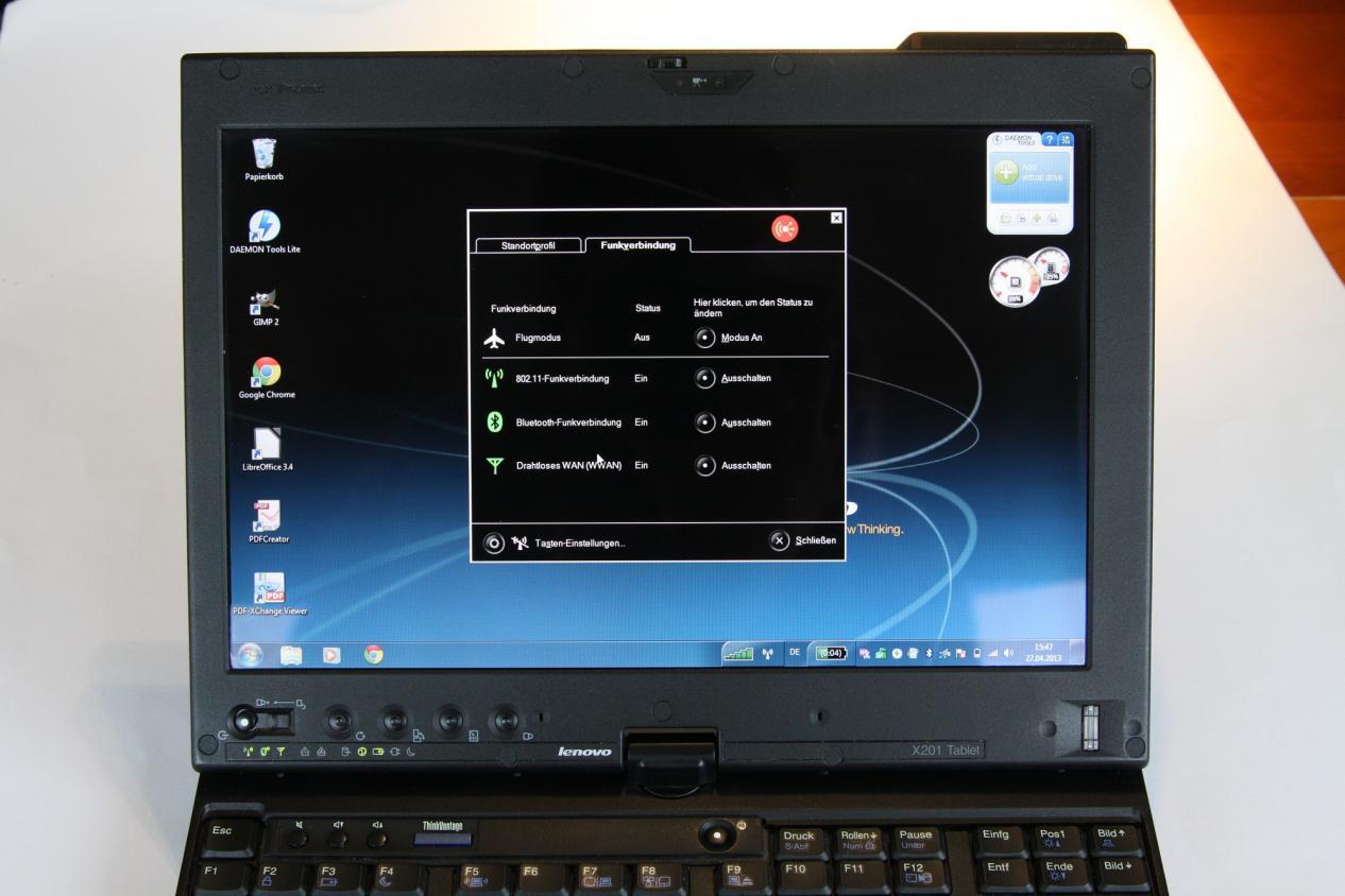 Thinkpad x41 windows 8